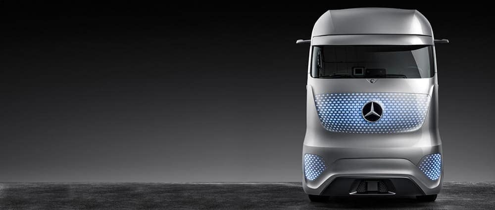 Future Mercedes-Benz Truck