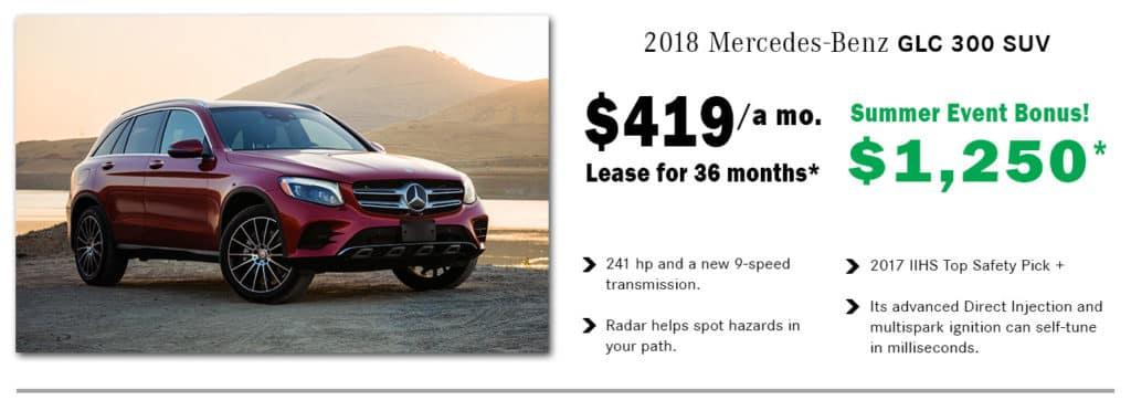 New Monthly Mercedes Benz Specials Mercedes Benz Of Rocklin