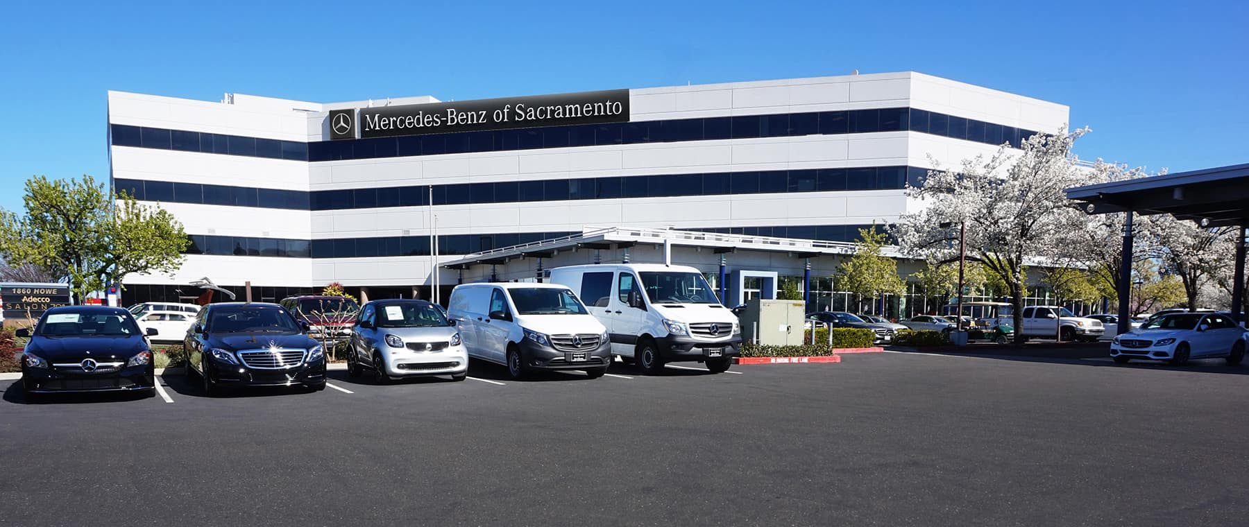 Mercedes-Benz of Sacramento | New and Pre-Owned Luxury Car