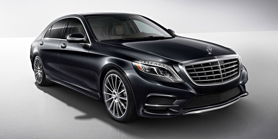 Take In The Beauty Of The 2017 Mercedes Benz S Class Cabriolet