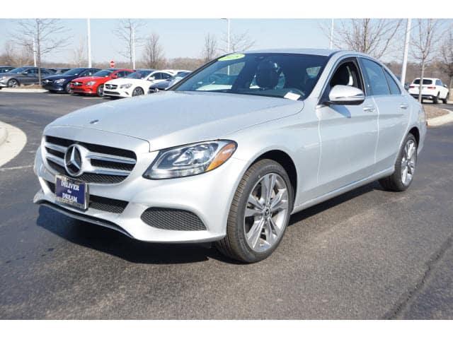 Retired Courtesy  2018 Mercedes-Benz C 300 4MATIC®