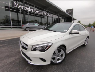 Pre-Owned 2018 CLA 250 4MATIC®