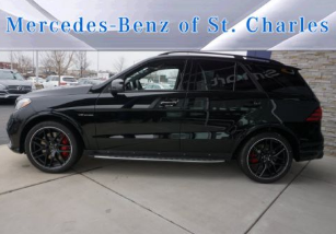 Pre-Owned 2018 Mercedes-Benz GLE 63 4MATIC® AMG®