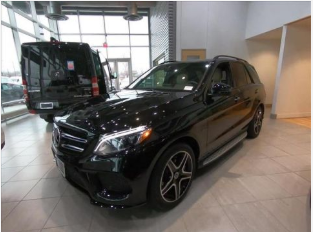 Pre-Owned 2018 Mercedes-Benz GLE 550 E4 4MATIC®