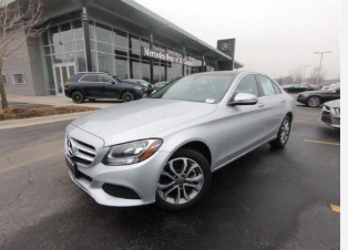 Retired Courtesy 2018 Mercedes-Benz C 300 4MATIC®