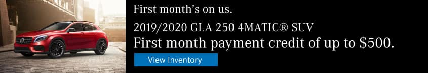GLA Payment Waiver