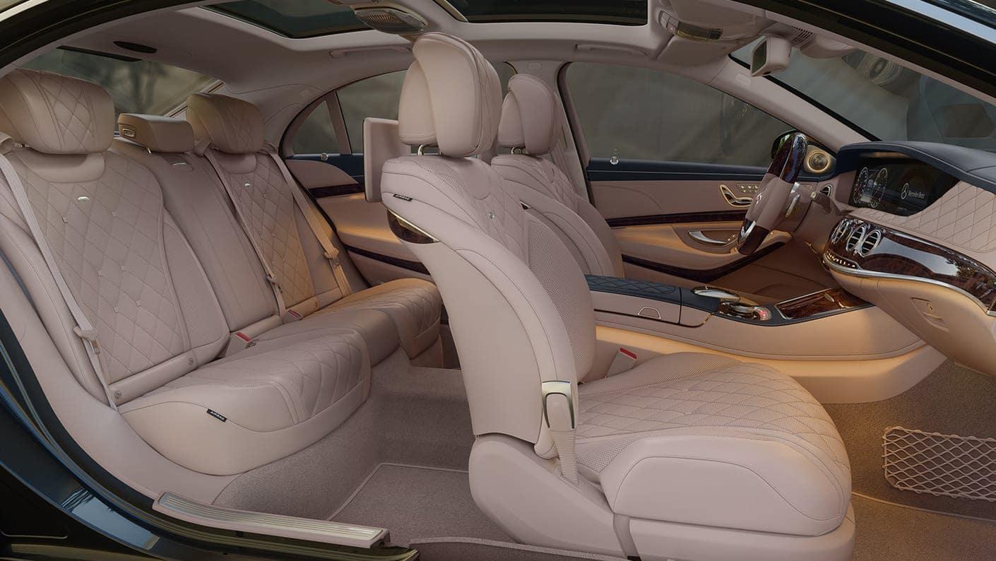 2020 Mercedes-Benz S Class Interior