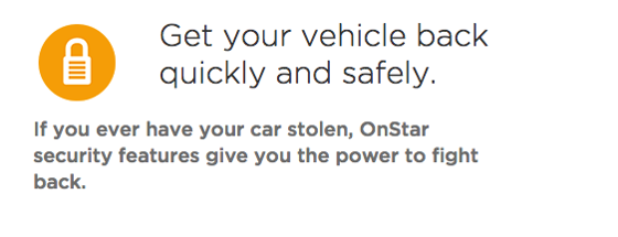 Chevy OnStar® Chicago