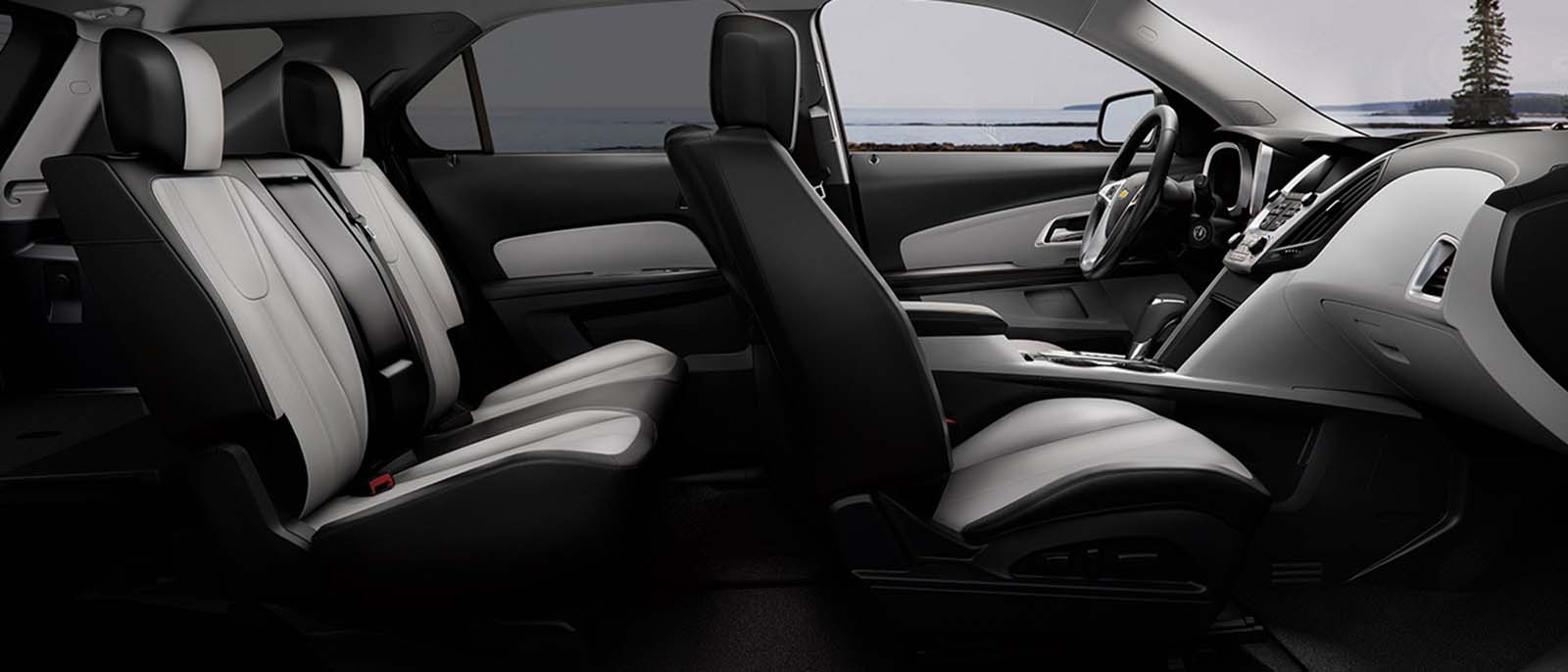 2016 chevy equinox in chicago il mike anderson chicago - 2015 chevy equinox interior photos ...