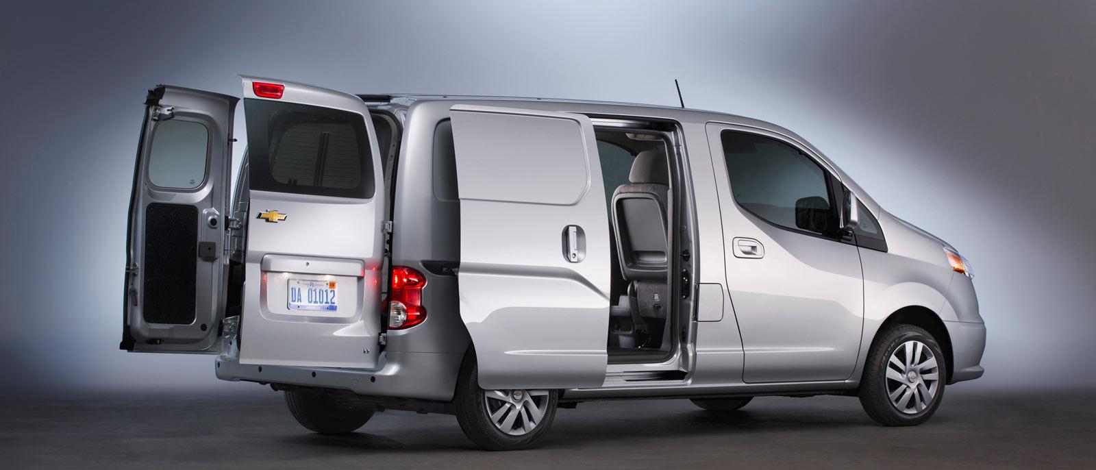 2017 Express Passenger Van: Full-size Van   Chevrolet