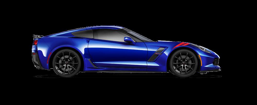 The 2017 Chevrolet Corvette Stingray Grand Sport