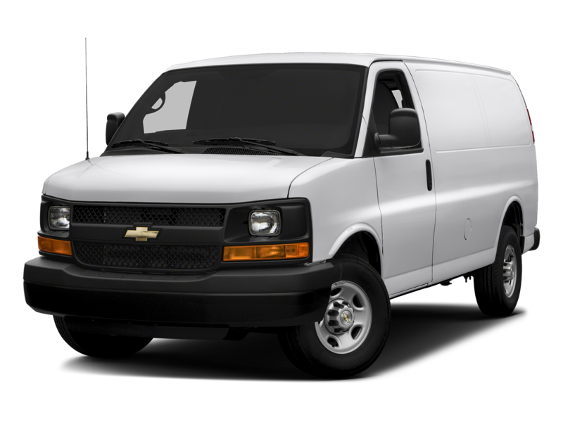2017 Chevrolet Express Work Van In Chicago | Mike Anderson ...