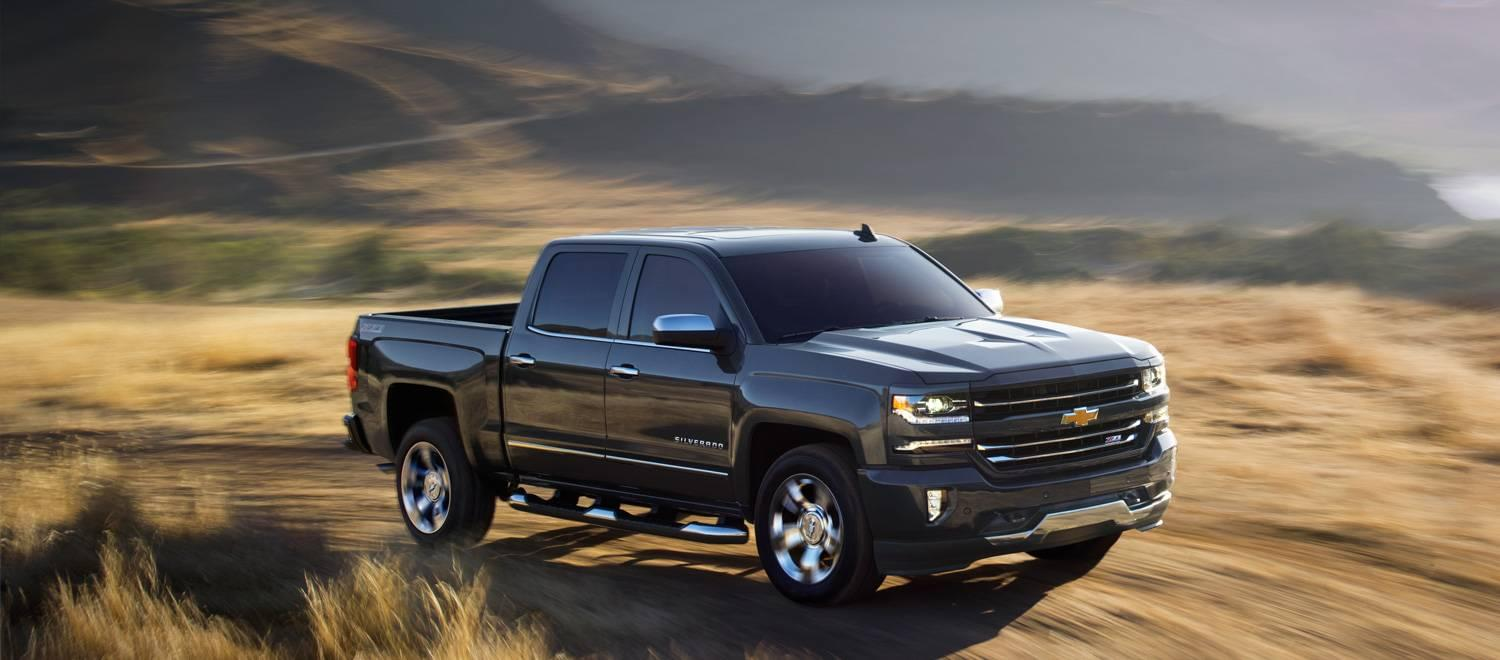 2017 chevrolet silverado review in chicago mike anderson chevy. Black Bedroom Furniture Sets. Home Design Ideas