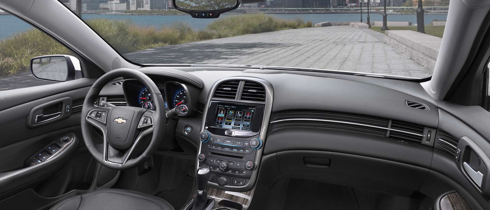 2015 Chevy Malibu Interior ...