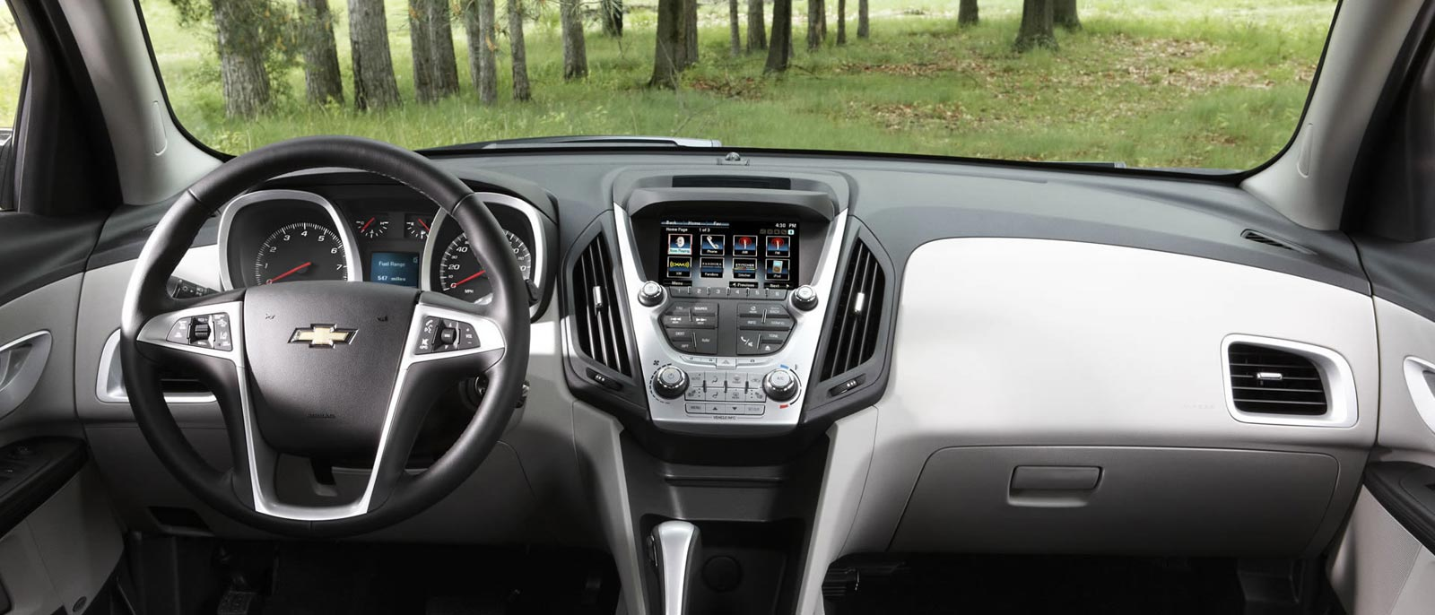 Chevy Equinox Interior Pictures