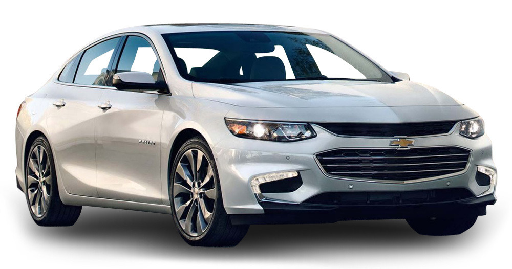 2016 Chevrolet Malibu profile