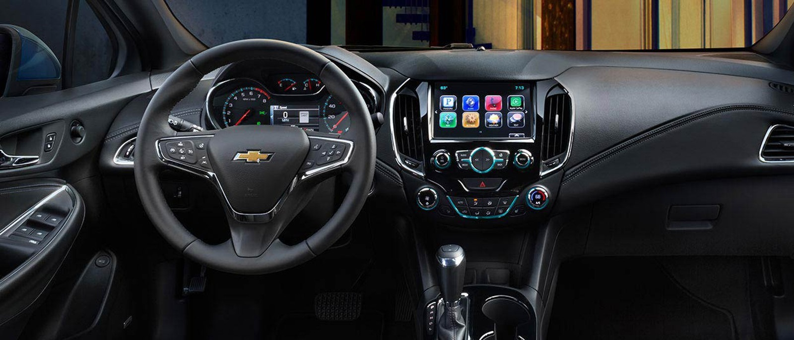 Cruze chevy cruze 2014 interior : 2016 Chevy Cruze In Chicago, IL | Mike Anderson Chicago