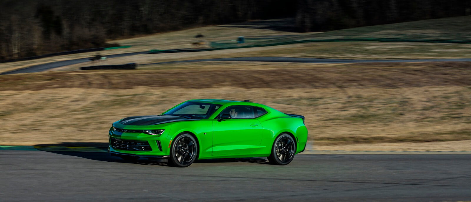 Chevy Camaro Lease >> 2017 Chevrolet Camaro ZL1: Supercharged Power