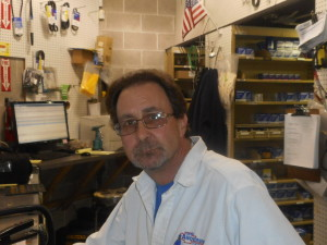 Burt Rairie