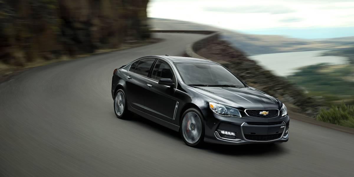 2017 Chevrolet Ss Near Park Ridge Il Mike Anderson Chevy