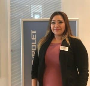 Cecia Hernandez