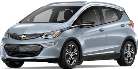 2018 Chevy Bolt
