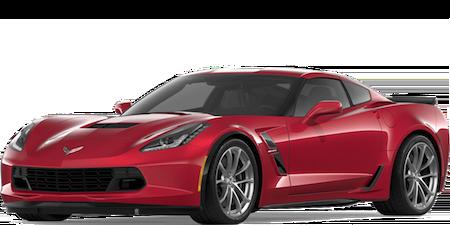 2018 Chevy Corvette Grand Sport