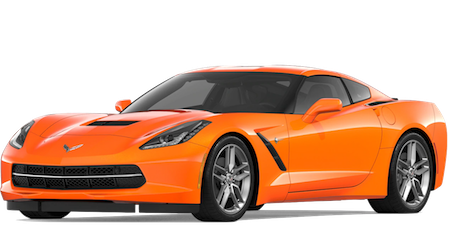 2018 Chevy Corvette Stingray