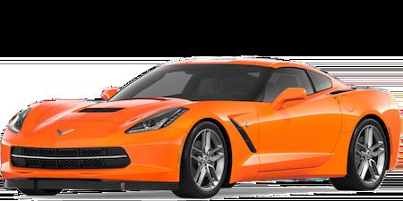 2018 Chevy Corvette Stingray