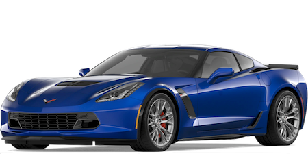 2018 Chevy Corvette Z06
