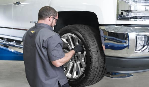 Chevrolet Tire Maintenance