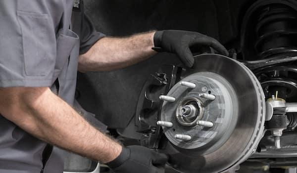 Chevrolet Brake Service