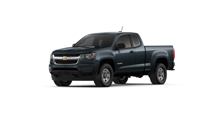 2018 Chevrolet Colorado Base