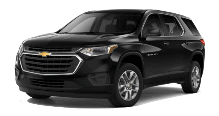 2019 Chevrolet Traverse Trims: Ls vs LT vs RS vs Premier ...