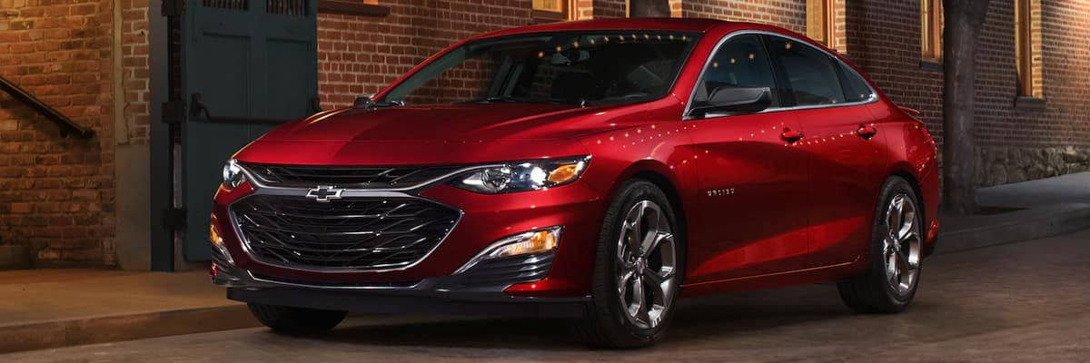 2019 Chevy Malibu: Engine Options, Sizes & Specs | Mike Anderson