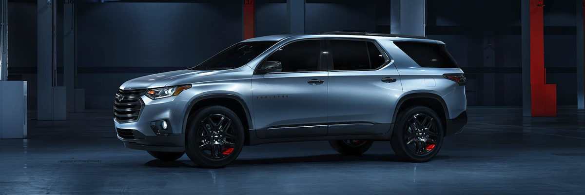 2019 chevy traverse  featured packages near skokie  il