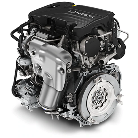 Chevrolet Malibu Ecotec Engine