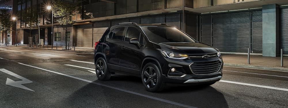 2019 Chevrolet Trax Midnight Edition