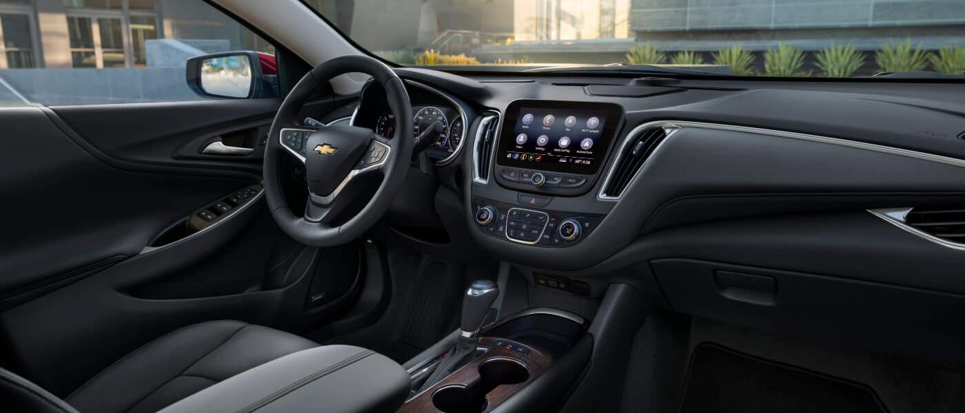 2019 Chevy Malibu Interior Dashboard