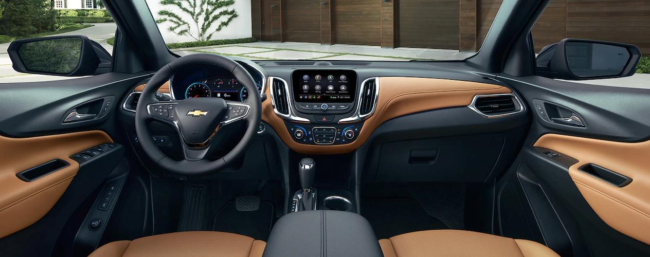 2019 Chevy Equinox Interior Dashboard
