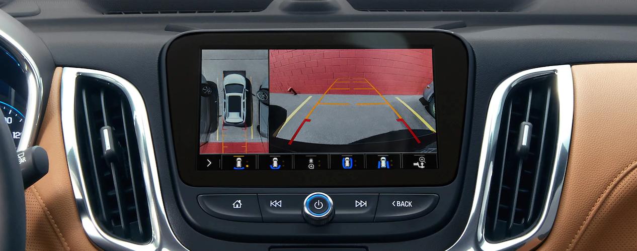 2019 Chevy Equinox rear camera