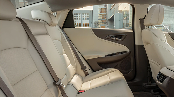 2019 Chevrolet Malibu Leather Package