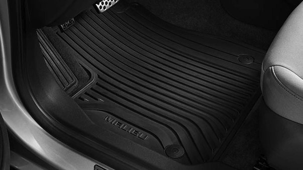2019 Chevrolet Malibu Winter/Summer Floor Mats Package