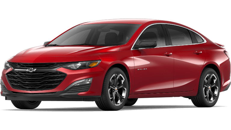 2019 Chevy Malibu RS