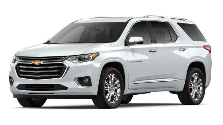2019 Chevy Traverse High Country