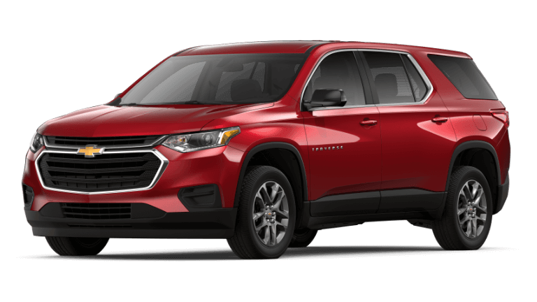 2019 Chevy Traverse L