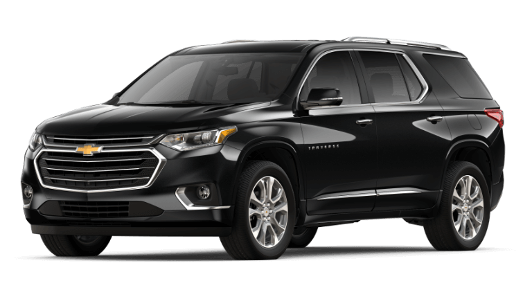 2019 Chevy Traverse Premier