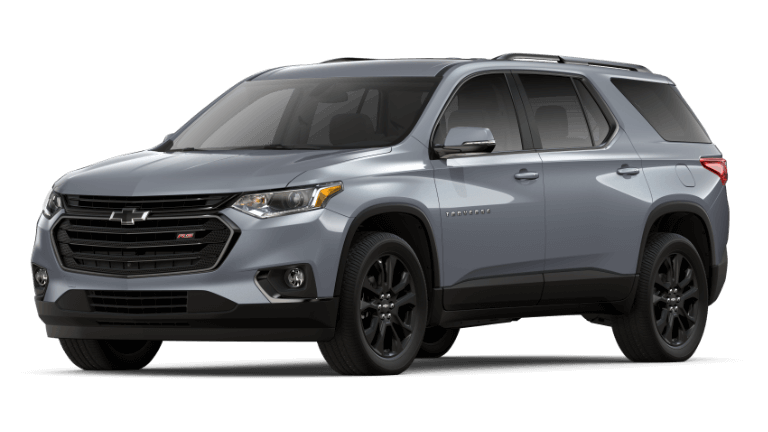 2019 Chevy Traverse RS