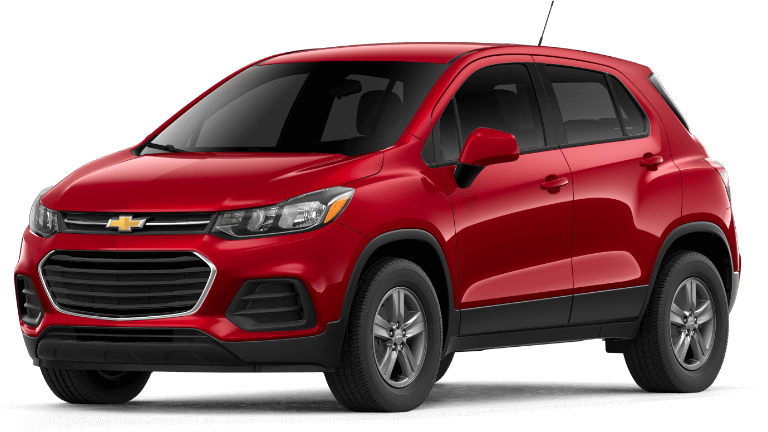 2019 Chevy Trax LS