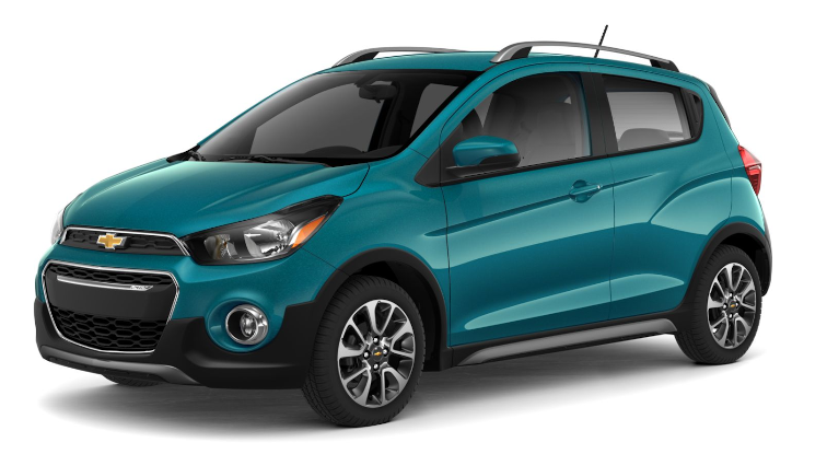 2019 Chevy Spark ACTIV